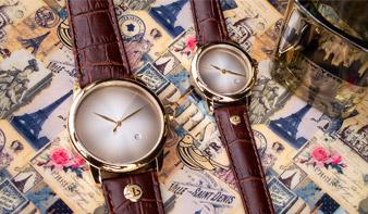 ساعت های مردانه و زنانه کلاسیک