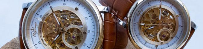 ساعت های مردانه و زنانه اتوماتیک